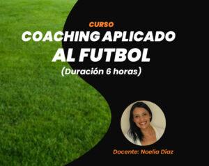 CURSO COACHING APLICADO AL FÚTBOL